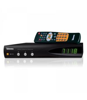 Receptor Satelite Televes Com Modulador - TELEVES7118