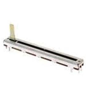 Potenciometro deslizante 10kR 125mW Audio Estereo - RS45112A400G
