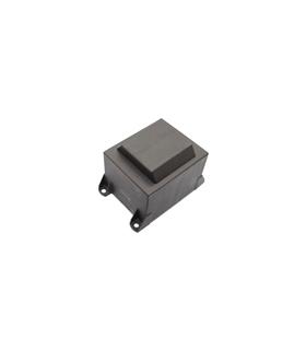 Transformador 220V, 0-12-0-12V, 20VA para Circuito Impress - T2012D20CI