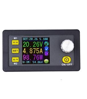 DPS5005 - Mini Fonte de Laboratorio para Painel 0-50VDC 0-5A - DPS5005