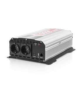 Conversor 12V Para 220V 1500W Onda Pura - KPI1500P