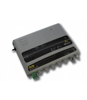Receptor Optico TV-SAT Quatro(40-2150Mhz) 1100 a 1600nm - OR-417