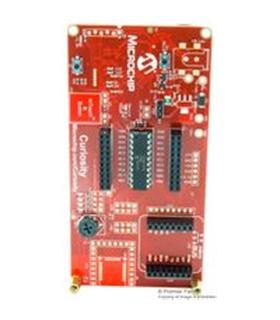 DM164137 - Development Kit, Curiosity, 8-Bit PIC® MCUs - DM164137