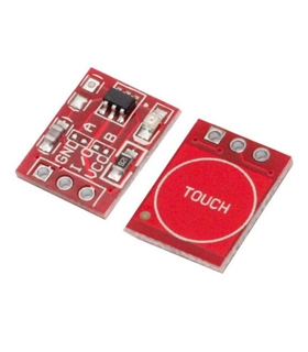 TTP223 - Capacitive Touch Switch - TTP223