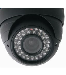 Camara Av Ext IP66 49mm 420TVL IR 20m - DI49