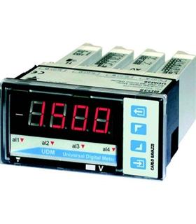 UDM35 - Digital Panel Meters Modular Indicator - UDM35