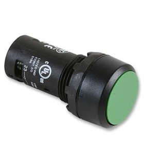 CP1-10G-10 - Interruptor Pressão Teimoso ABB - CP110G10