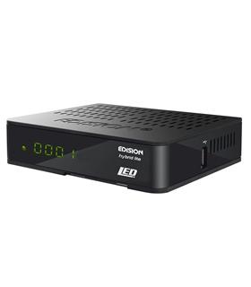 Receptor para HD TDT / Cabo Edision Hybrid Lite LED - HYBRIDLITELED
