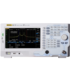 DSA705 - Spectrum Analyzer 100 kHz to 500 MHz - DSA705
