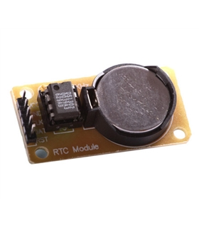 DS1307 AT24C32 with Tiny Battery RTC Real Time Clock Module - MXM0101
