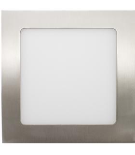 Painel LED Quadrado 6W 4000k Branco Neutro - LL084/6PWAE