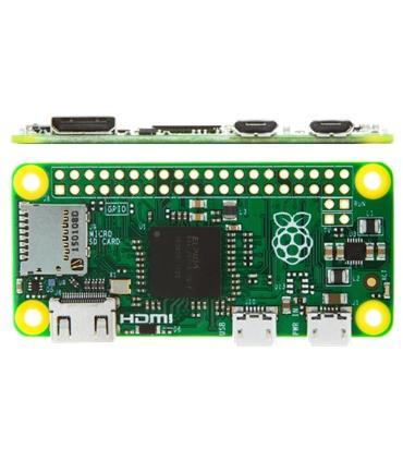Raspberry Pi  Zero Wireless - RASPBERRYBZEROW