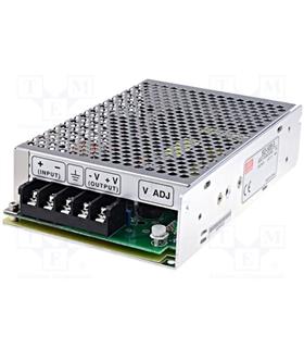 SD-50B-5 - Conversor DC/DC, Uin 19-36V, UOut 5V, 10A - SD50B5