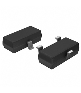 KTY82/210 - Temperature Sensor IC, -55 °C, 150 °C, SOT-23 - KTY82/210