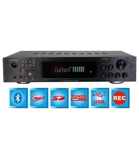 Amplificador Stereo Com Sintonizador Digital - ATM8000BT