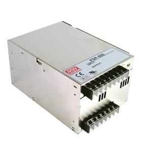 PSP-600-48 - Fonte Alimentacao 88-264VAC 48VDC 12.5A 600W - PSP-600-48