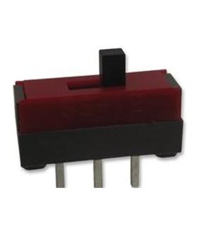 SS12SDP2 - Interruptor Deslizante SPDT ON-NONE-ON - SS12SDP2