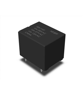 HF3FF 005-1ZST - Rele SPDT 5VDC 10A - HF3FF0051ZST