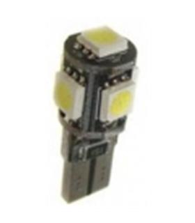 Lampada Led 12V T10 1.8W Branco CANBUS - MX3062163