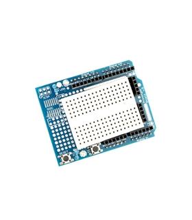 Protoboard Shield com Mini Breadboard 170 pontos Arduino - MXM0016