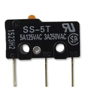 SS-5T - Micro Switch Omron - SS5T