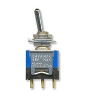 M2022SS1W03 - Interruptor Alavanca DPDT 6A - M2022SS1W03