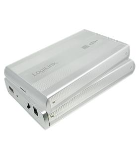 "Caixa USB 2.0 HDD Para Disco SATA 3.5"" Logilink - UA0082A"