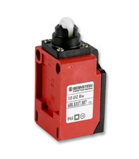 608-8117-007 - Limit Switch, Roller Plunger, 1NO / 1NC, 10A - 6088117007