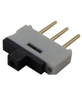 09-03290.01 - Interruptor Deslizante Mini SPDT ON-OFF 500mA - 090329001