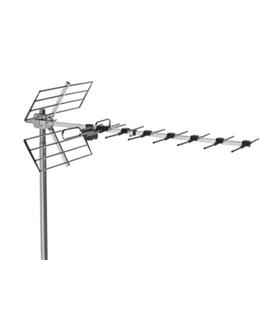 Antenas UHF, canal 21 a 60  G=13db Lte800 - BU-266