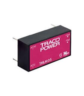 TMLM 05124 - Conversor AC/DC, 5.5W, TSai 24V, CSai 230mA - TMLM05124