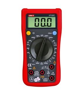 Multimetro digital - Uni-T UT132C - UT132C