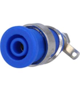 Alveolo Painel 4mm - 10A/250VAC - Azul - AP4B