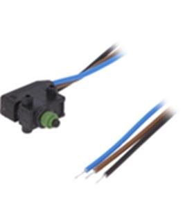 Microswitch SPDT 24Vdc 2A c/ Fio IP67 - MX0100453
