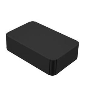 MC001885 - Caixa Plástico, 200x150x100mm, Preta - MC001885