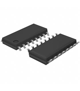 ML4824CS1 - IC, PFC/PWM CONTROLLER, 4824, SOP16 - ML4824CS1