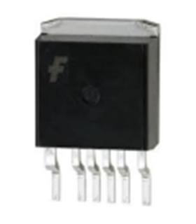 LM2592HVSX-5.0/NOPB - Conversor DC/DC, 4.5V-60V In, 5V/2A Ot - LM2592HVSX