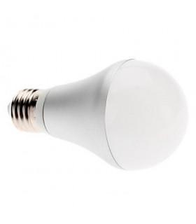 Lâmpada E27 LED esférica opalina 230VAC 4W 3000K 380lm - 306-2641