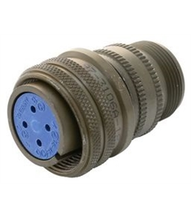 97-3106A-18-4S - Circular Connector, 97 Series - 97-3106A-18-4S