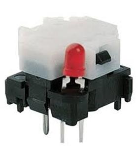 6425.4111 - Interruptor de Teclado, 2 Posições, 0.1A/28Vdc - MX6425.4111