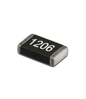 Condensador Cerâmico SMD 100nF 250V Caixa 1206 - 33100N250V1206