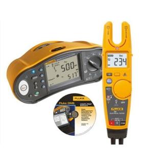 FLUKE1663 com oferta de T6-600 e FVF-SC2 - 1663SCH-T6/F