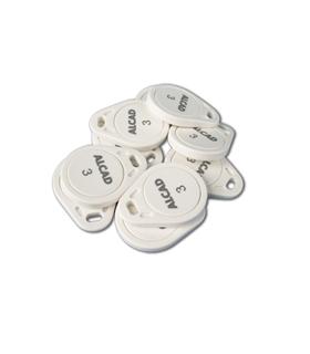 Chave electrónica de proximidade Nº3 - 10 un. - LAC-003