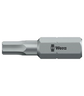 05056305001 -  Hex Driver Bit, Hex, 2mm Bit, 25 mm Overall - 05056305001