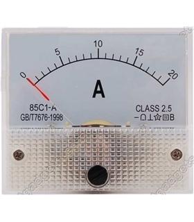 Amperimetro Painel 0-400A DC - A400DC