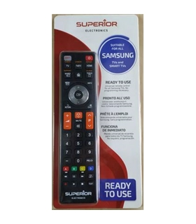 Comando Superior Compativel para LCD/LED Samsung Smart TV - SUPSAMSUNG