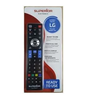 Comando Superior Compativel para LCD/LED LG - SUPLG