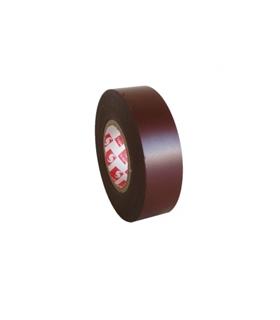 Rolo de Fita Isoladora 3M  Castanho  0.13mmX18mmX20m - FIS20BN3M