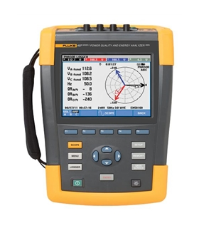 Fluke 437-II - 400 Hz Power Quality and Energy Analyzer - 4116692