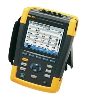 Fluke 435-II - Three-Phase Power Quality and Energy Analyzer - 4116661
